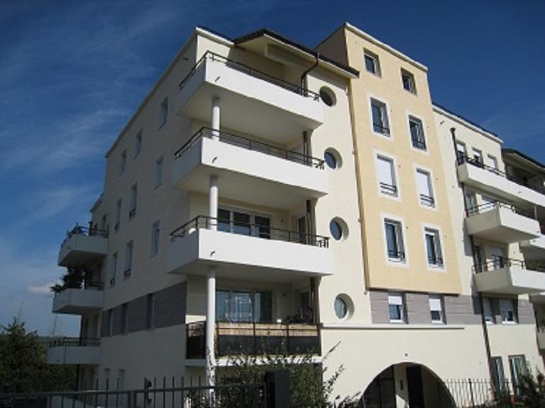 T2 de 42 m² Parc du Journans CESSY