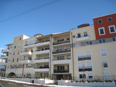 Cessy appartement 2 pièces 42 m²